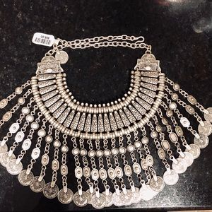 Free People Tribal Necklace